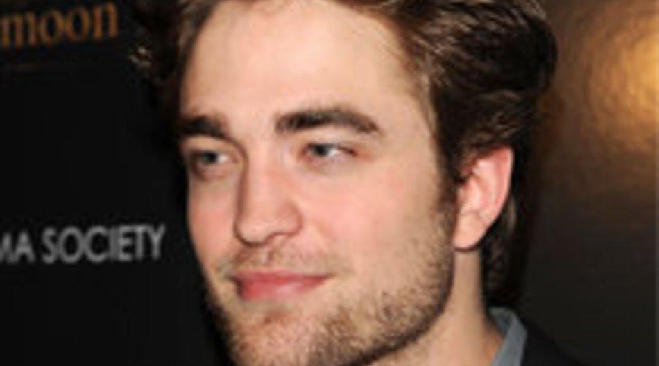 Robert Pattinson verzichtet gerne auf die Liebesszenen