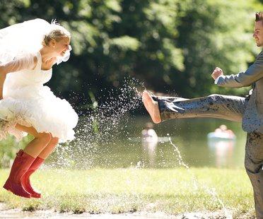 So wirst du als Braut