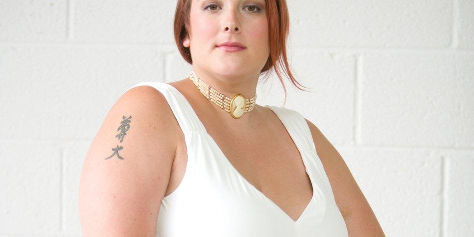 Plus Size-Hochzeitskleider