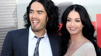 Katy Perry: Russell Brand trennte sich per SMS