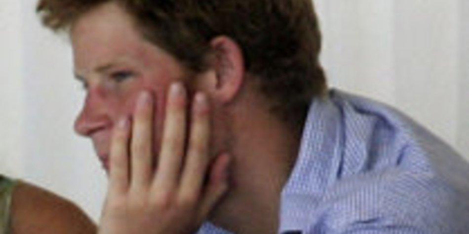 Prinz Harry: Trennung von Chelsy Davy