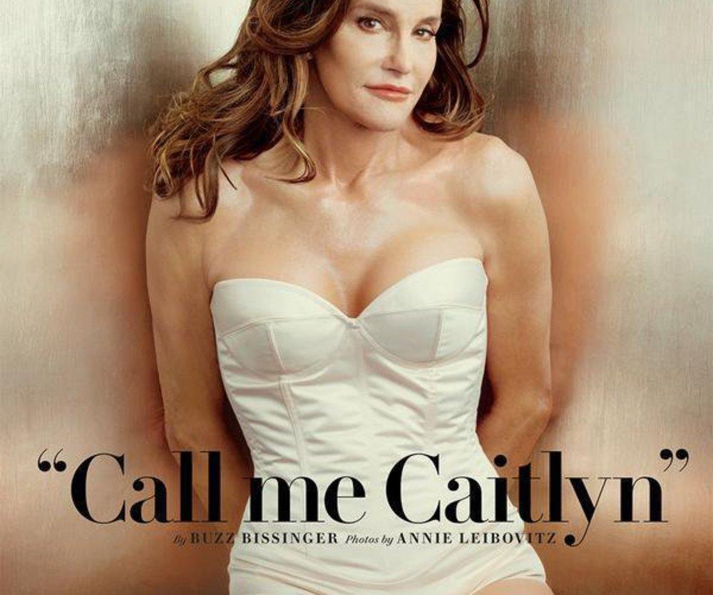 Bruce Jenner heißt jetzt Caitlyn!