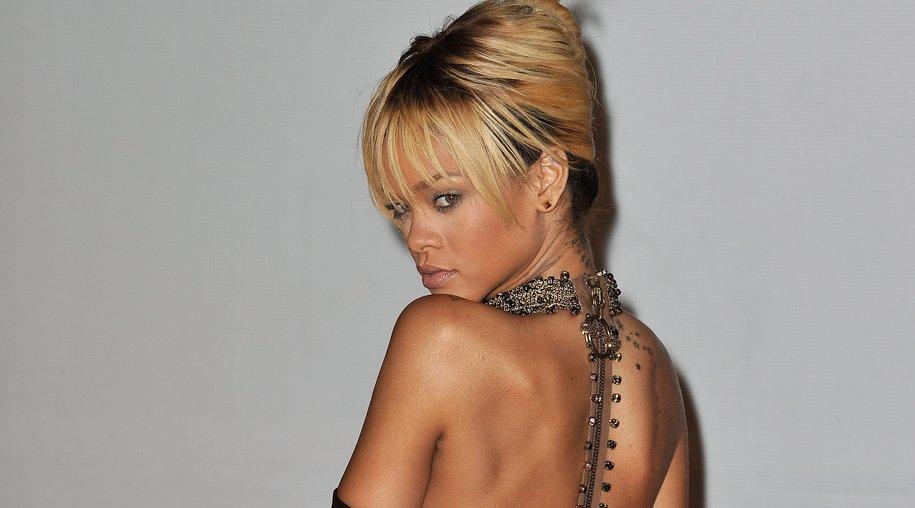 Rihanna nimmt die U-Bahn