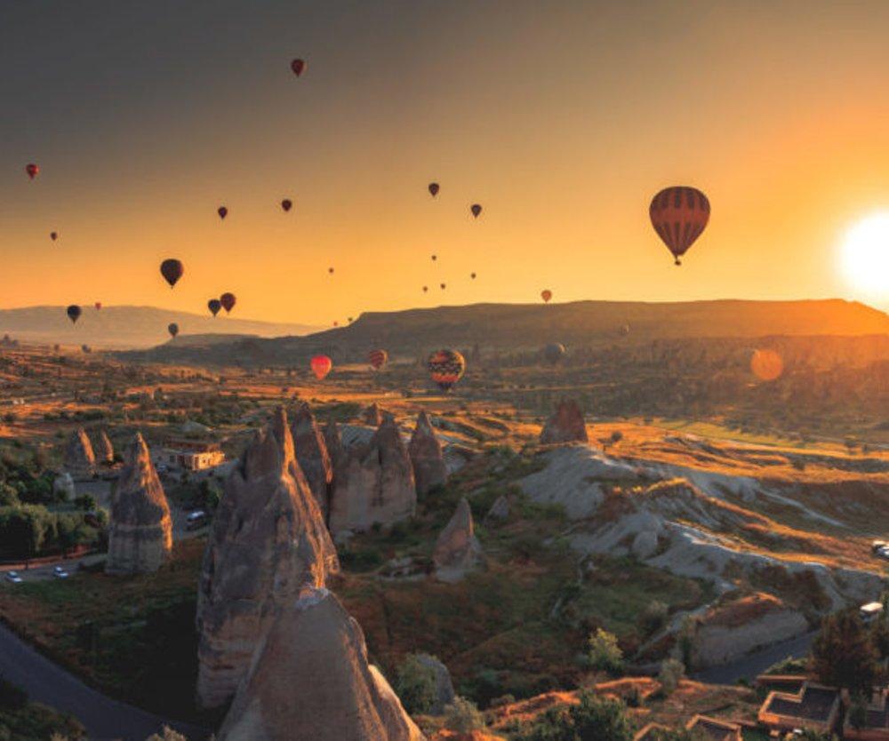 Diese 10 Urlaubsorte sind echt magisch!