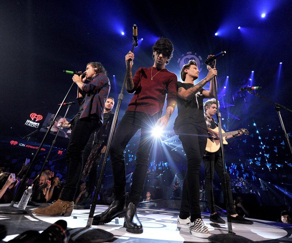 One Direction: Ihr Film bricht alle Rekorde