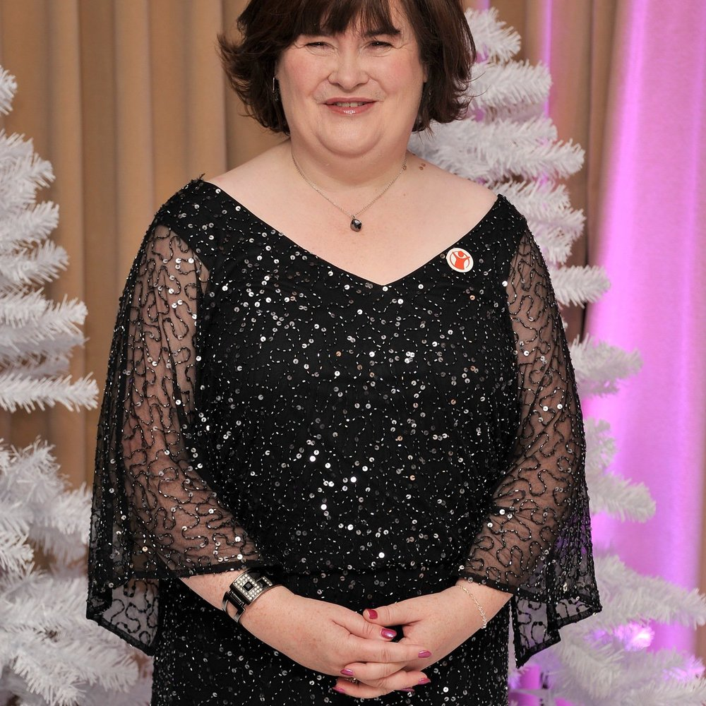 Susan Boyle leidet am Asperger-Syndrom