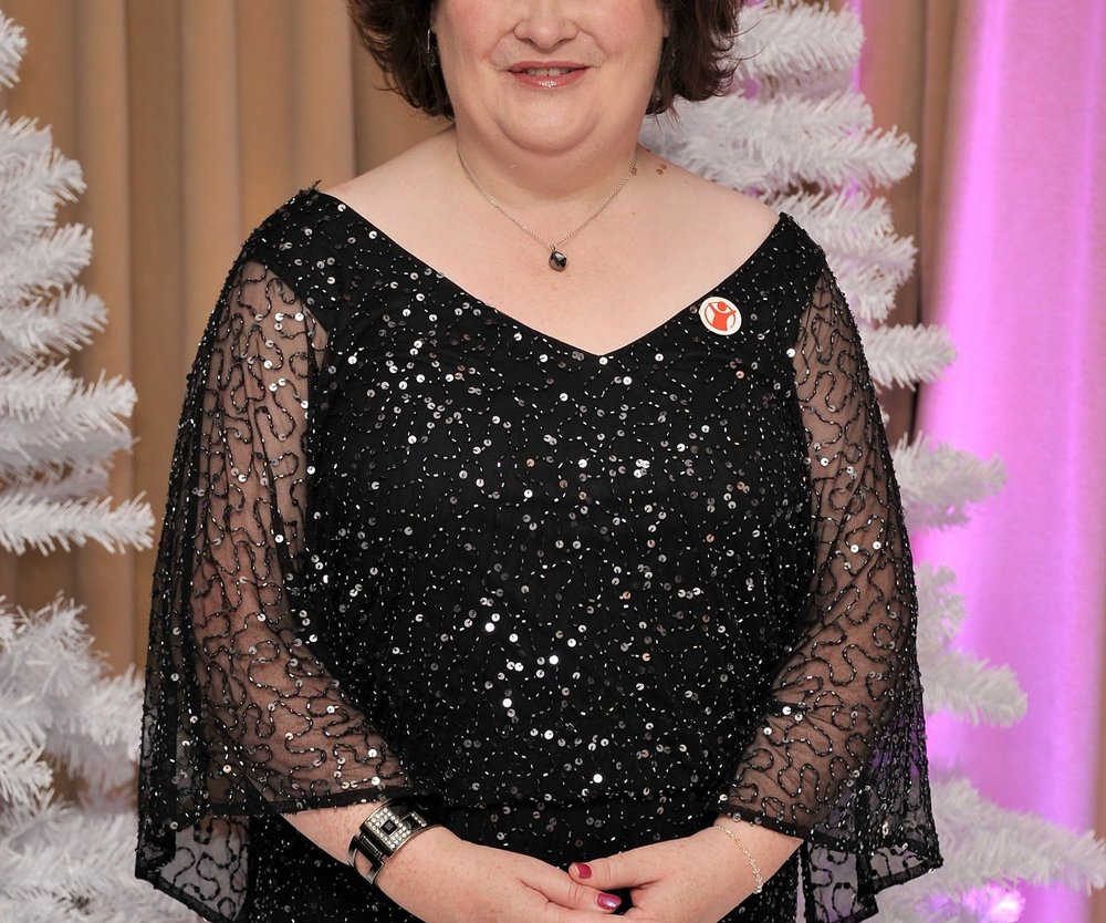 Susan Boyle leidet am Asperger-Syndrom