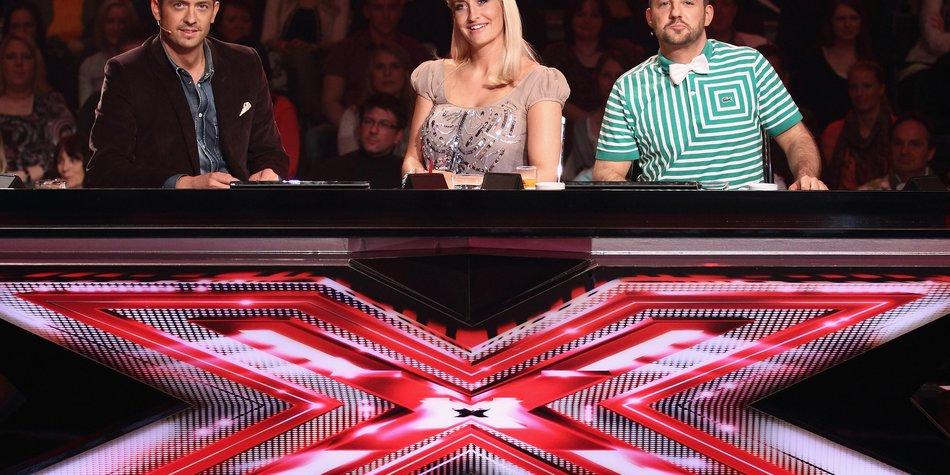 X Factor zeigte erste Liveshow gestern Abend
