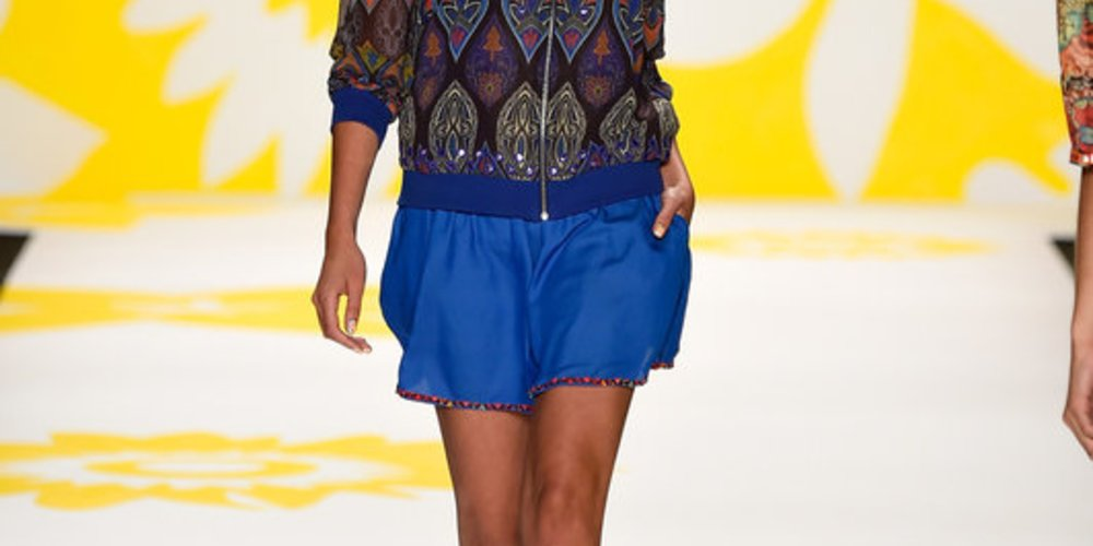 Desigual bei der New York Fashion Week