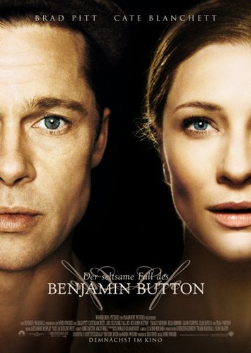 Brad Pitt und Cate Blanchett