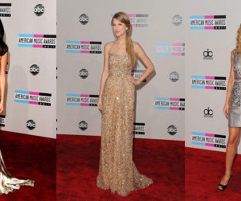 American Music Awards – Die schönsten Kleider
