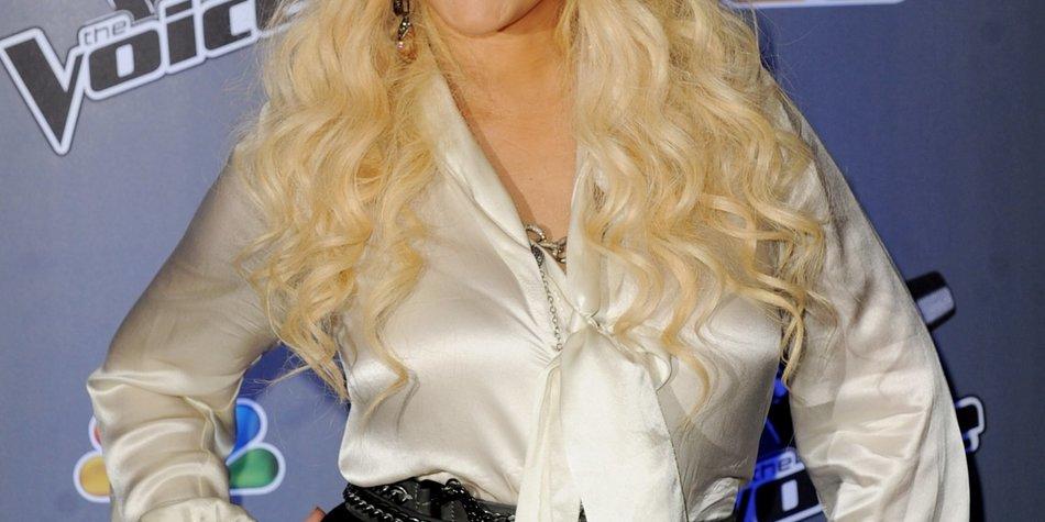 Christina Aguilera: Charity-Weihnachtsalbum geplant