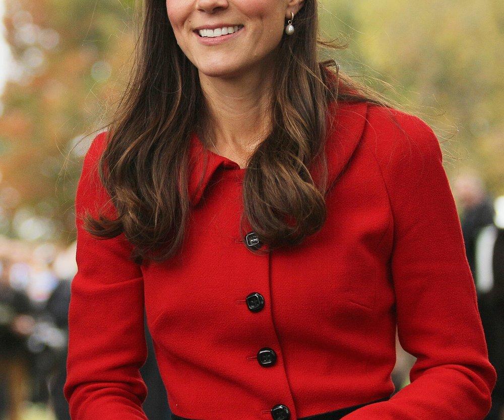 Kate Middleton segelt Prinz William davon