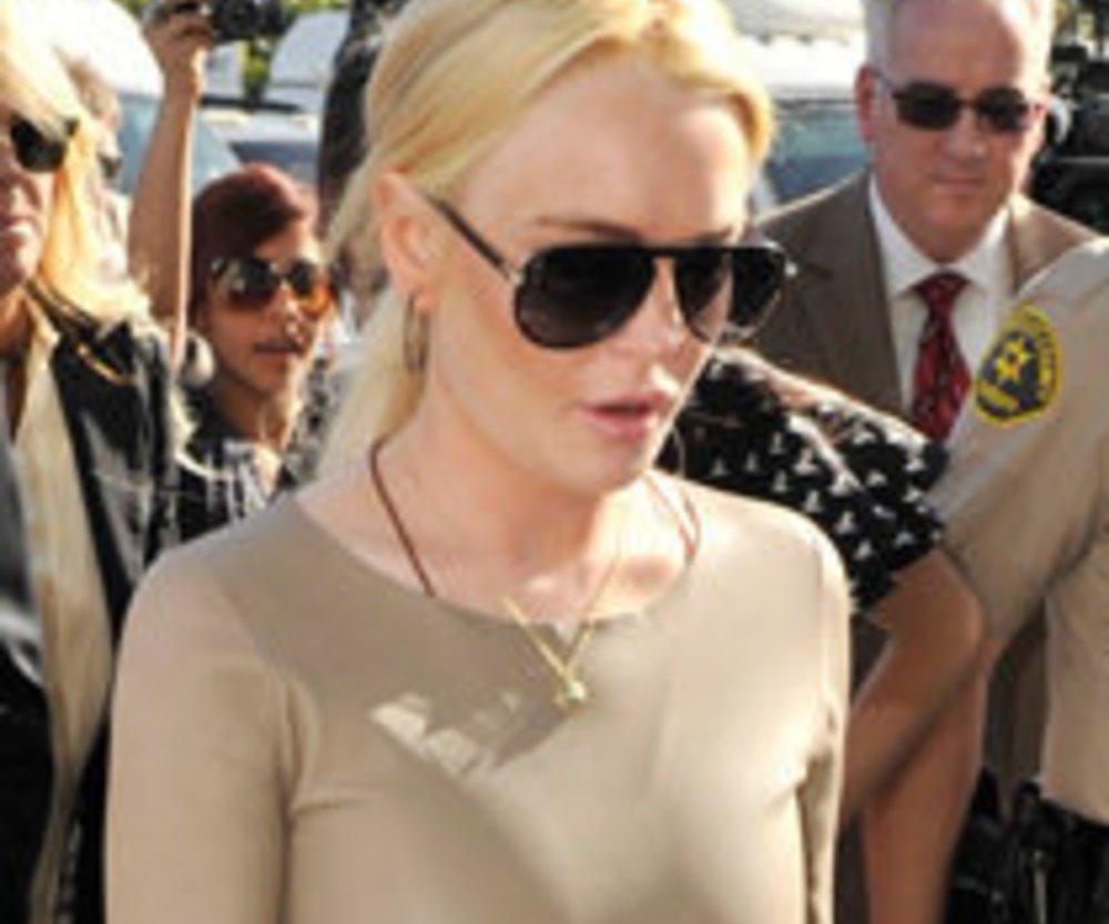 Lindsay Lohan: Vor Gericht unpassend gekleidet?