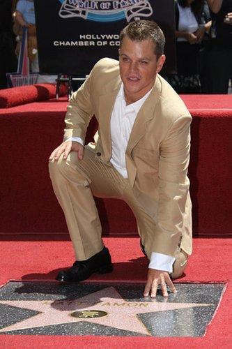Matt Damon: Der Sexiest Man Alive 2007