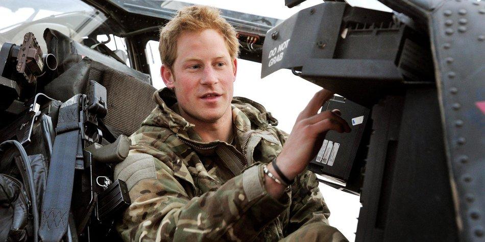 Prinz Harry bereut seinen Nacktskandal
