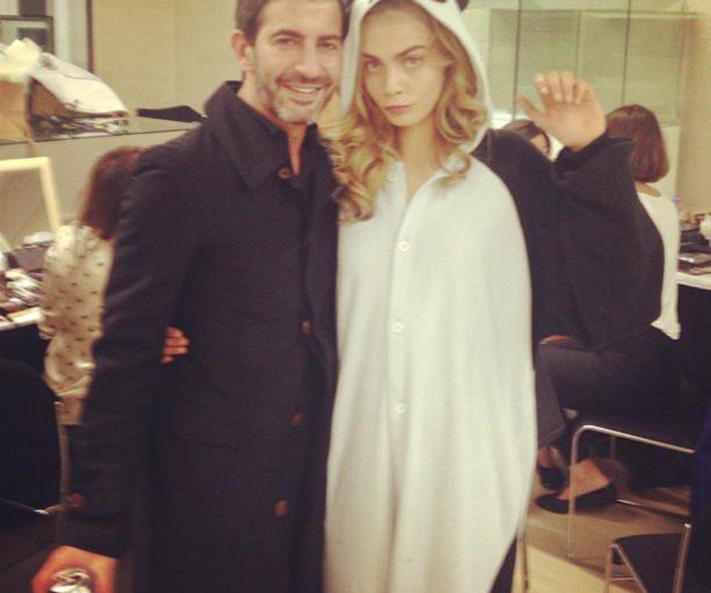 Cara Delevingne: Marc Jacobs beschimpfte sie!