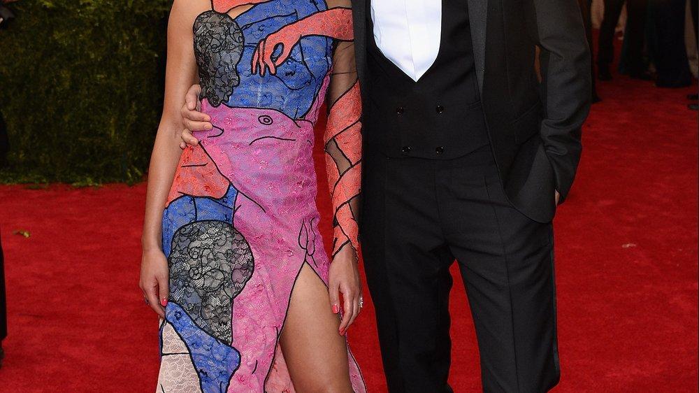Robert Pattinson und FKA twigs: Erster Auftritt als Paar