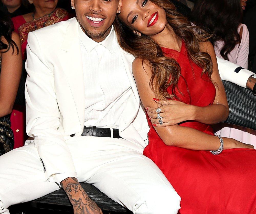 Rihanna und Chris Brown: Sind sie heimlich verlobt?