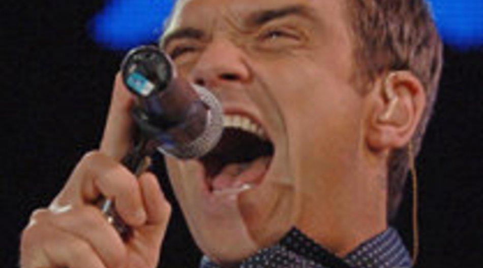 Robbie Williams: Ehrliche Worte