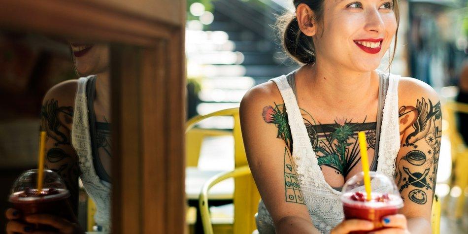 tattoo gesund
