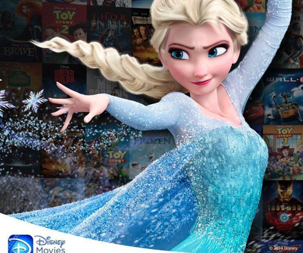 Kleid der Eiskönigin verzweifelt gesucht