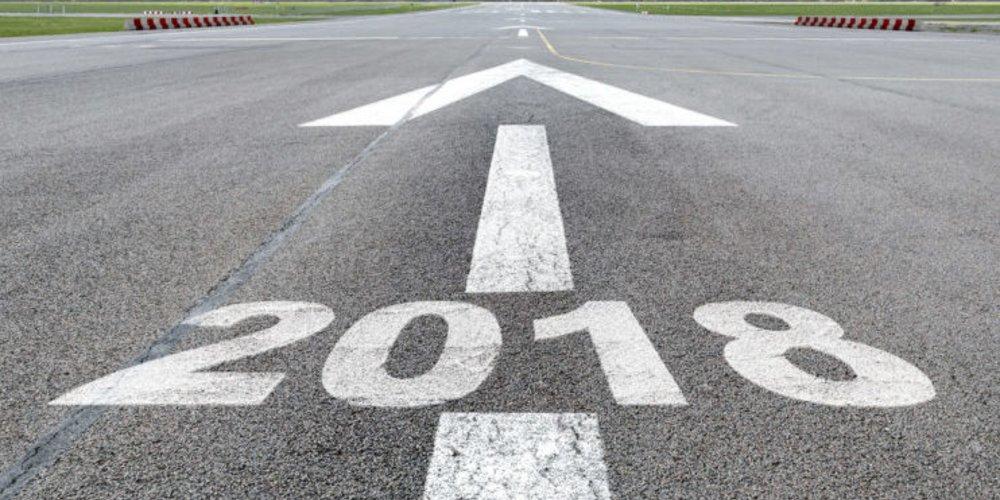Straße Aufschrift 2018