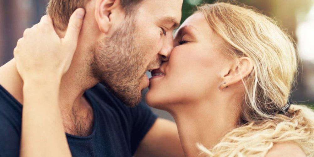 Sternzeichen küssen