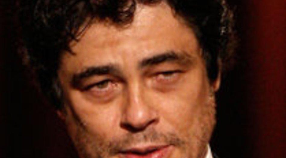 Benicio del Toro im Knast