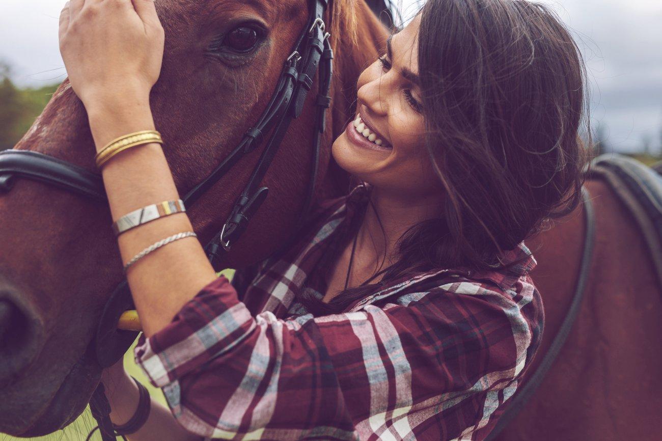 Pferde Tattoo Pferde-Fans