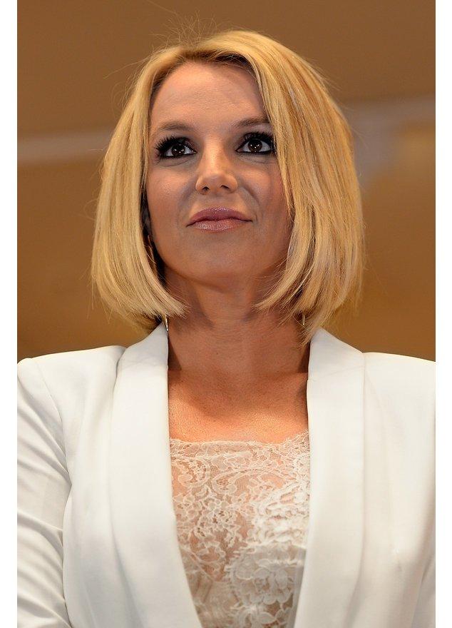 Britney Spears hat Grund zur Freude