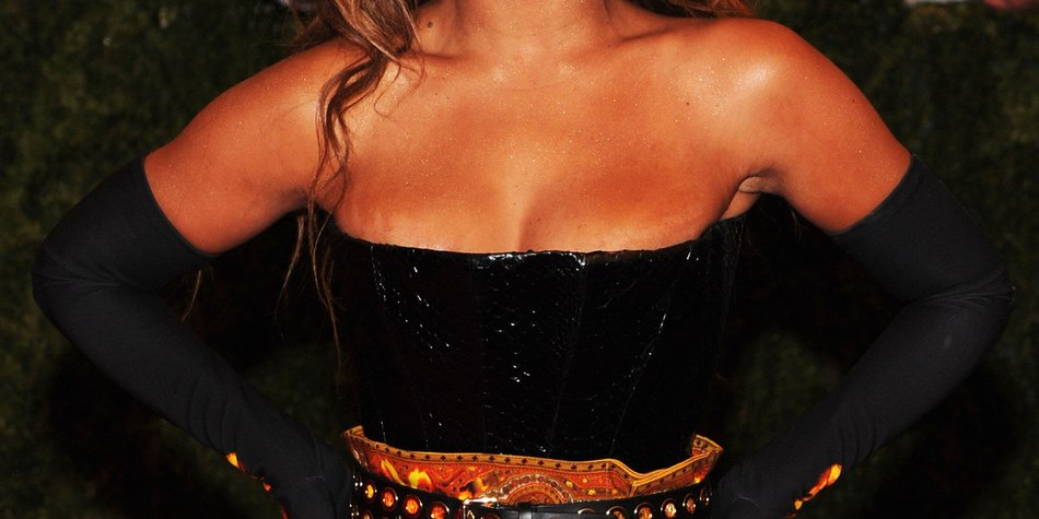 Beyonce schlägt Kim Kardashian