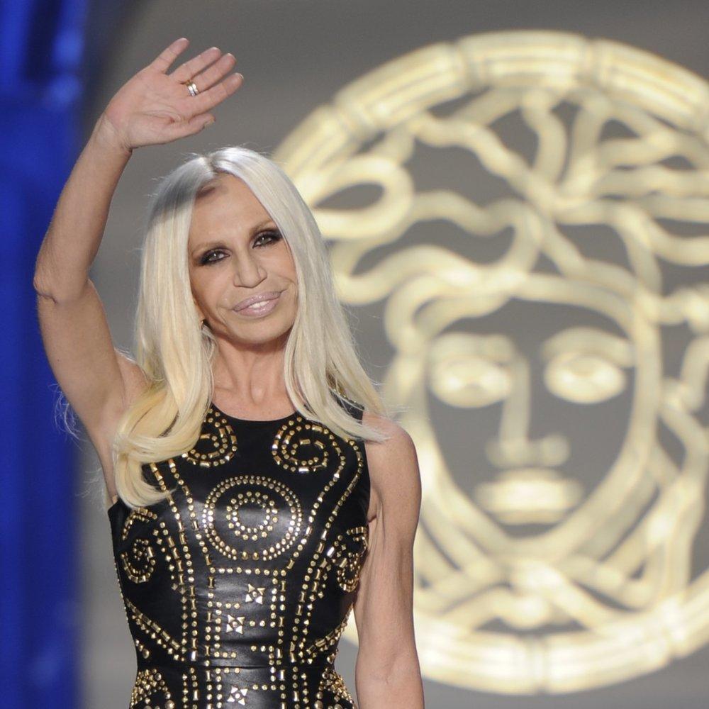 Donatella Versace: Leidenschaft ist das wichtigste