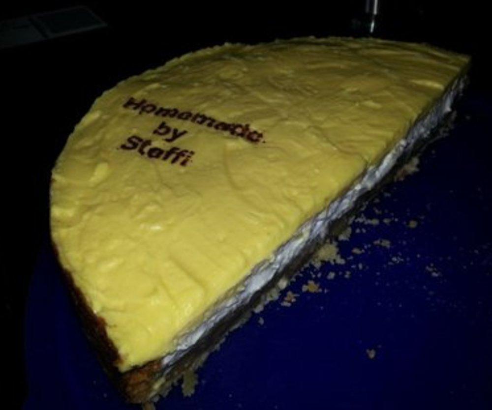 Birnen-Eierlikör-Torte