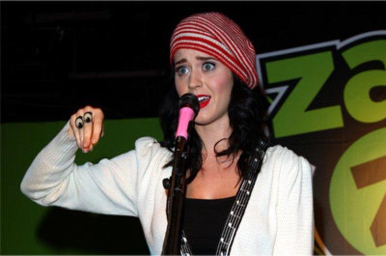 Katy Perry Sängerin