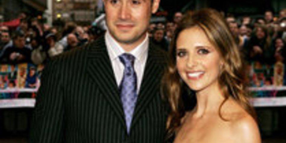 Sarah Michelle Gellar und Freddie Prinze Jr. sind Eltern