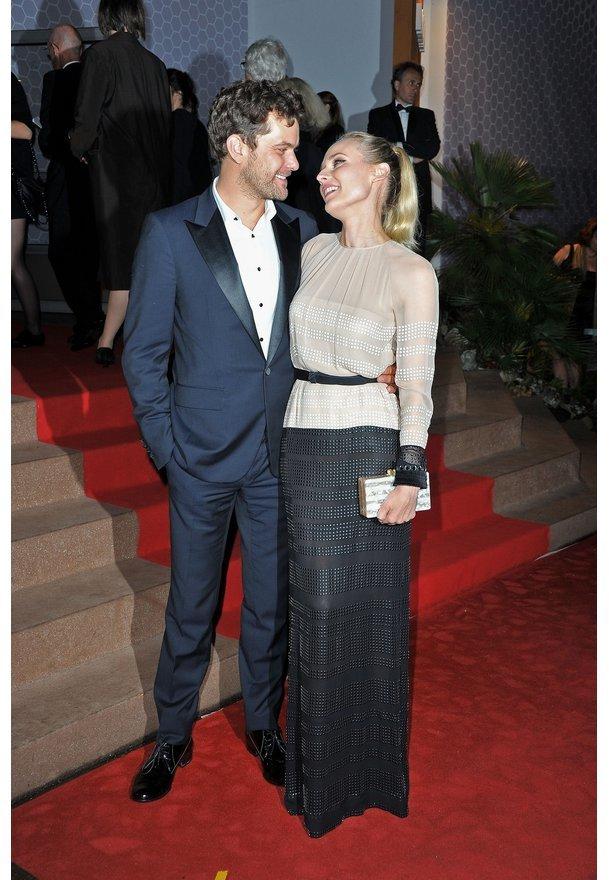Joshua Jackson will Kinder mit Diane Kruger