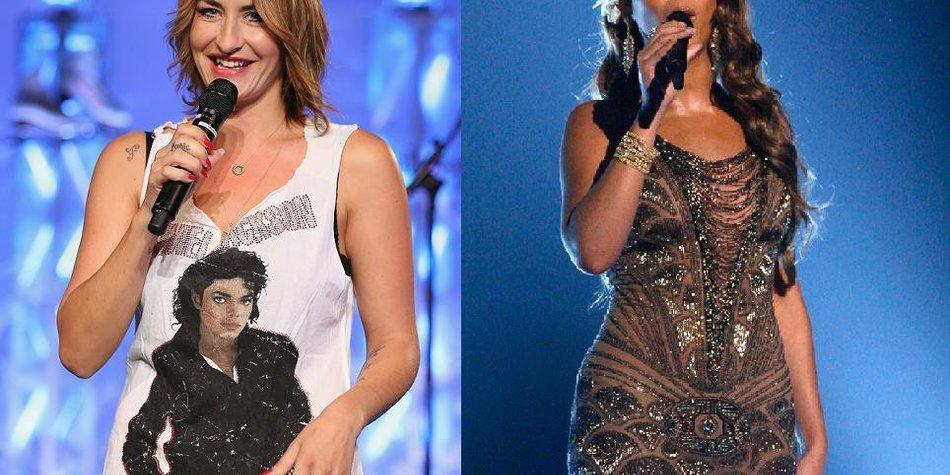 Sarah Connor: Nicht wie Beyonce!
