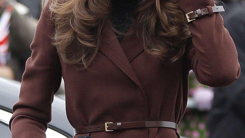Kate Middleton fördert Nachwuchsdesigner