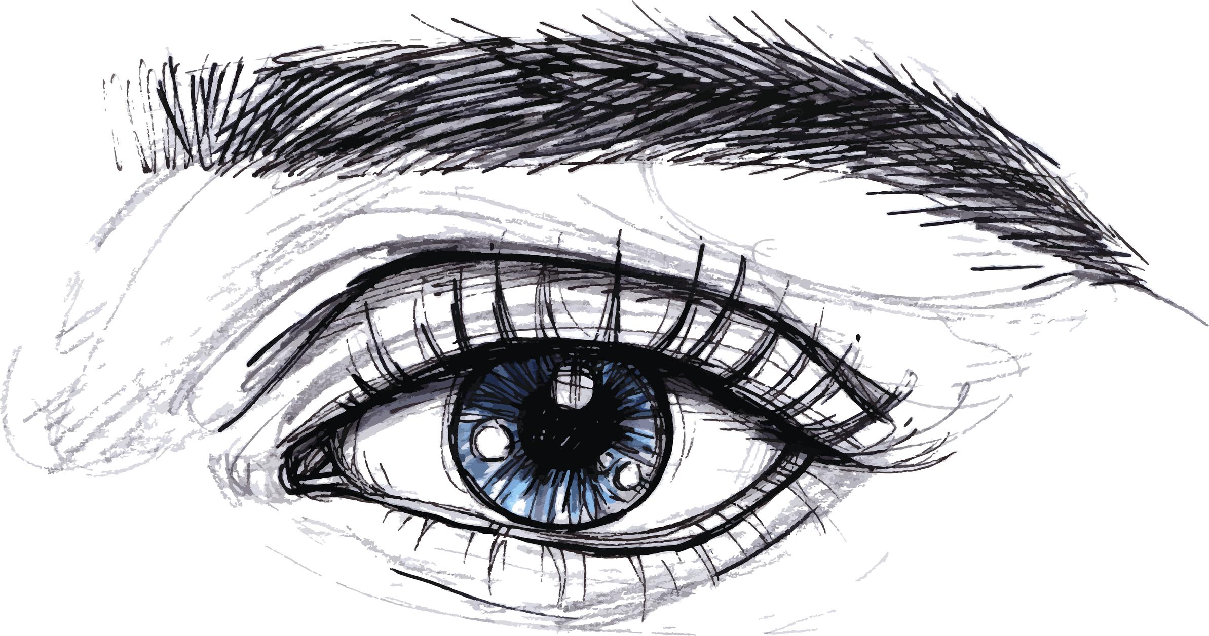 13 Inspirierende Augen Tattoo Vorlagen Desiredde
