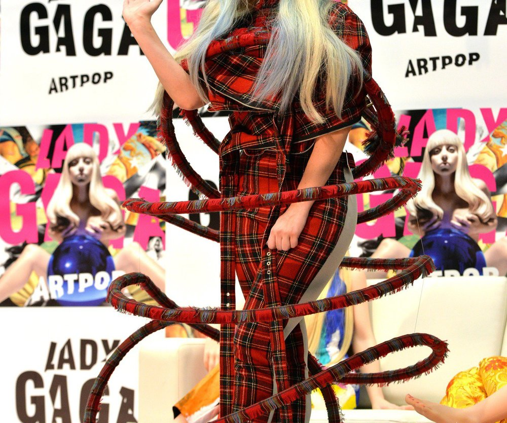 Lady Gaga versteigert Klamotten für den guten Zweck
