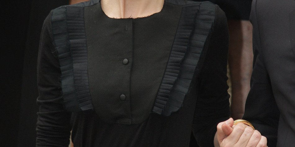 Claudia Schiffer trauert um ihre Schwiegermutter