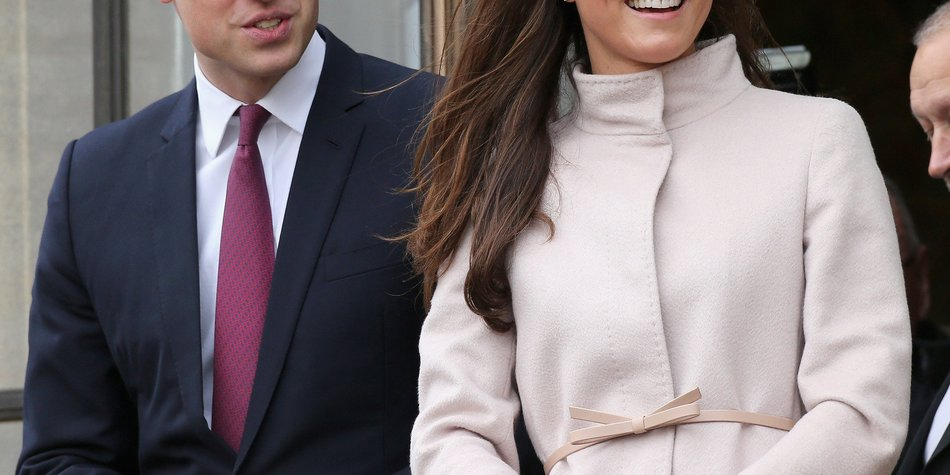 Kate Middleton verschickt persönliche Dankeskarten