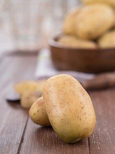 Kartoffeln als Hausmittel gegen Silberfische