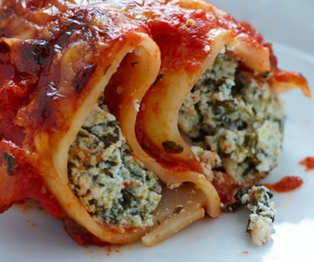 Spinat Cannelloni
