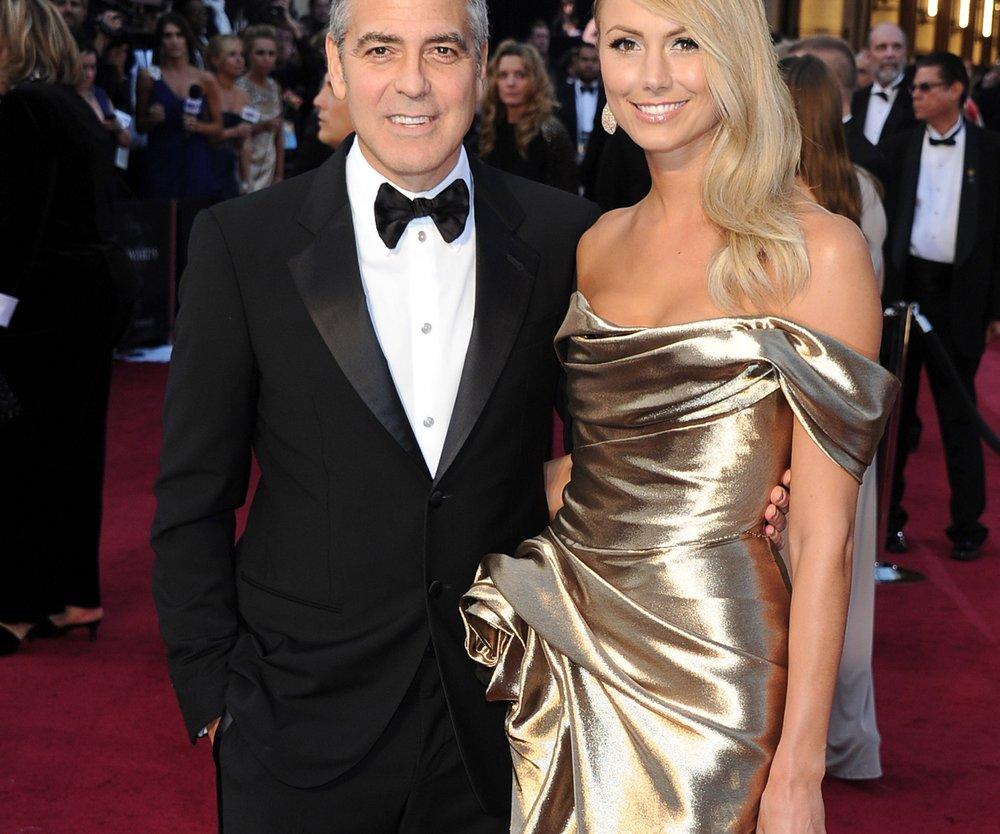 George Clooney: Stacys Sportwahn machte ihn verrückt!