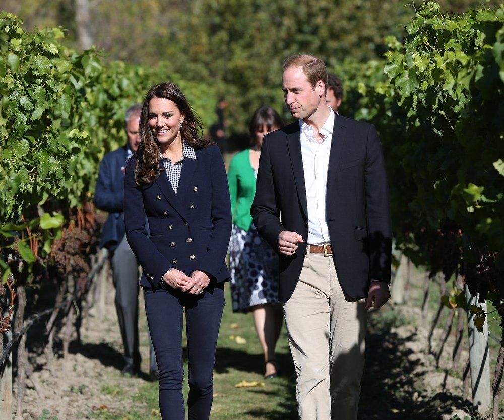 Kate Middleton: Erneut machen Schwangerschaftsgerüchte die Runde