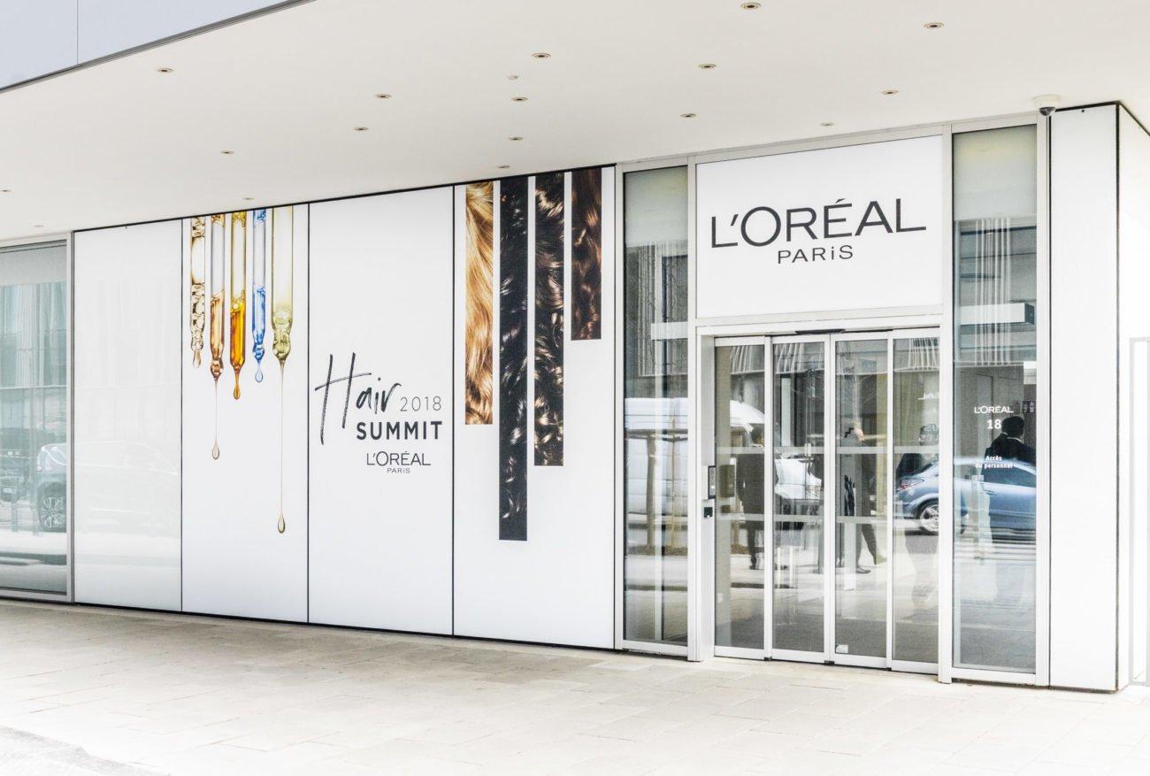 Global Hair Research Center von L'Oréal