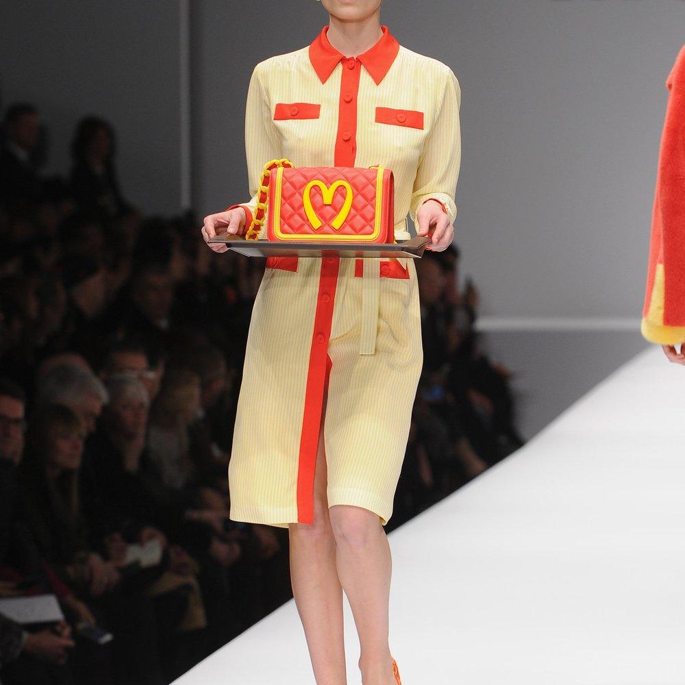 Mailand Fashion Week: Jeremy Scott debütiert bei Moschino