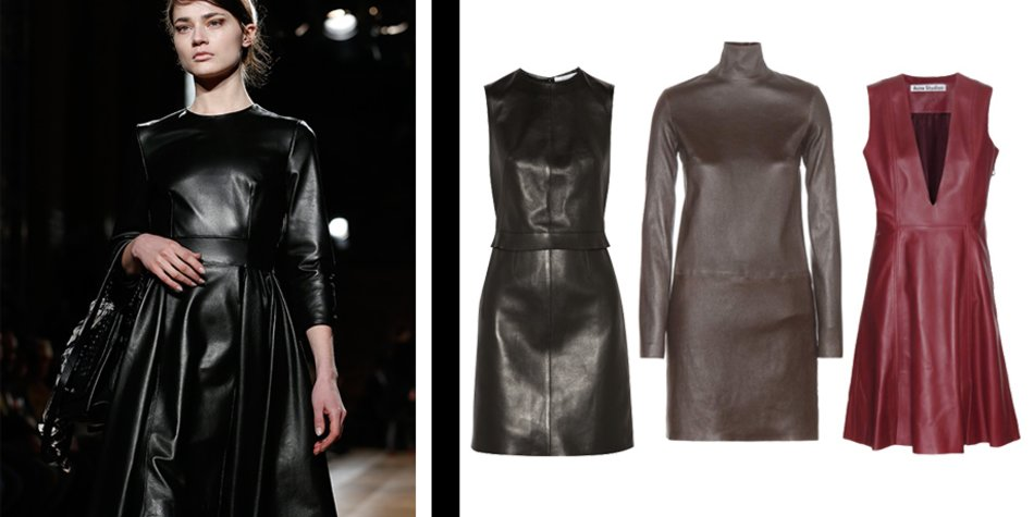 Calvin Klein Collection, Acne Studios, Givenchy